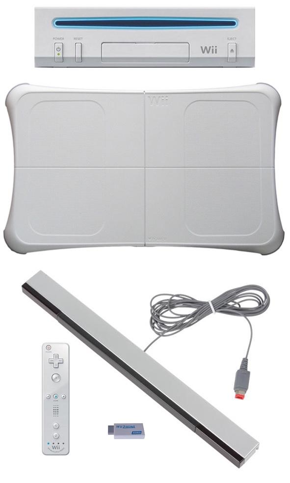 Nintendo Wii komplett